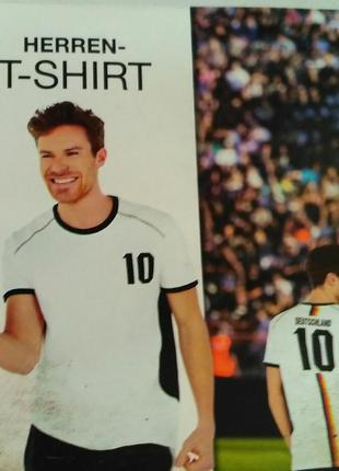 Мужская спортивная футболка от lidl