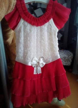 Платье на 2-3 годика
