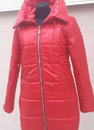 Куртка удлиненная пальто 570f2776