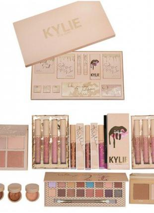 Большой профессиональный набор косметики Кайли Kylie Vacation