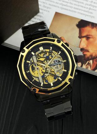 Оригинальные мужские наручные часы Forsining