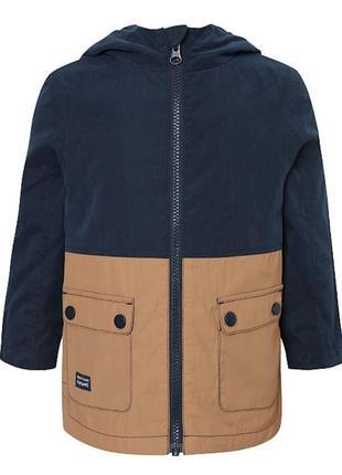 Детская куртка-дождевик