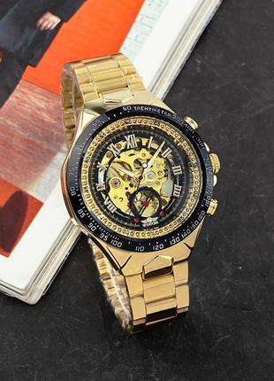 Оригинальные мужские наручные часы Winner
