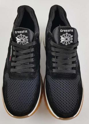 Кросівки crossfit black