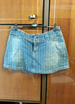 Юбка джинсовая 44-46р.