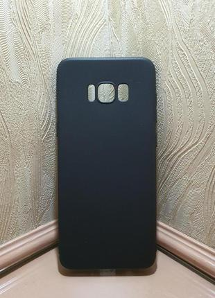 Чехол - бампер Samsung Galaxy А8 Plus 2018