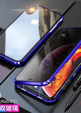 Магнитный чехол для iPhone