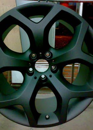 Порошкове фарбування автомобільних дисків ТЕРНОПІЛЬ