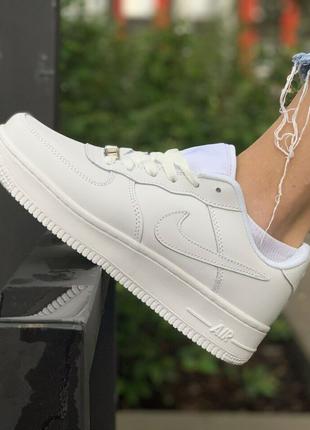 Nike Air Force кожа 36-41