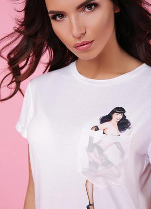 Pin up girl-1 футболка boy-2