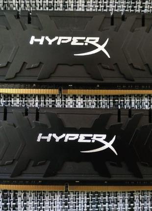 Память Kingston HyperX Predator DDR4 3600 MHz 2x16GB HX436C17P...