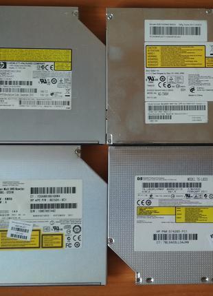 Привод CD-RW / DVD-RW SATA для ноутбука, 4 шт = 50 грн
