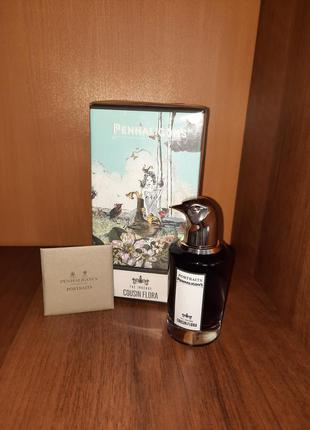 ☆оригинал☆75мл penhaligon's the ingenue cousin flora цитрусовы...