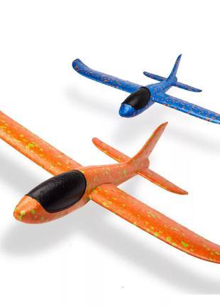 Самолет планер 34 см