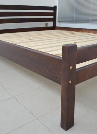 Деревянная кровать Престиж-Эко 160х200см Двуспальная