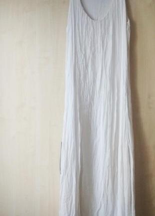 Платье сарафан made in italy