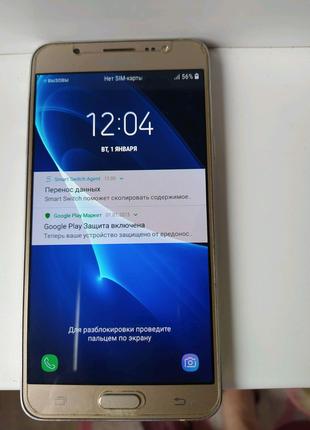 Телефон Samsung J7, 2016 б/у