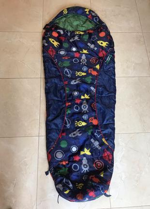 детский спальный мешок кокон спальник