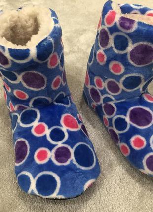 Домашние женские тапочки-сапожки 6 расцветок 🚚🚚🚚 доставка бесп...