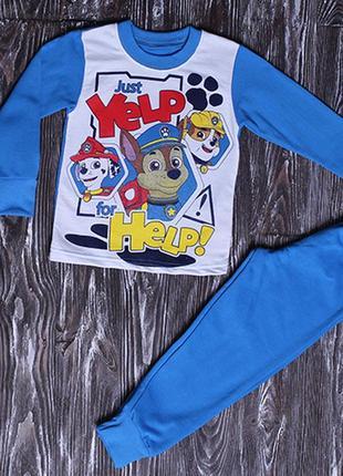 Детская пижама щенячий патруль
