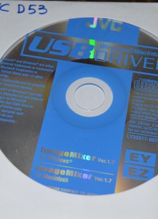 Загрузочные диски для цифр. видеокамер СОНИ НС96, ПАНАСОНИК ЖС230