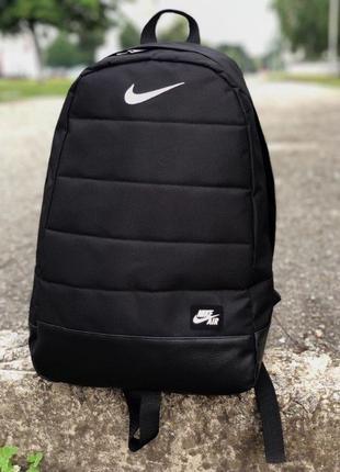 Рюкзак Найк / Nike / AIR черный, красный, синий, серый
