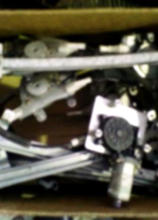 Склопідіймач, для ZAZ \ Chevrolet \ Daewoo Lanos\Sens