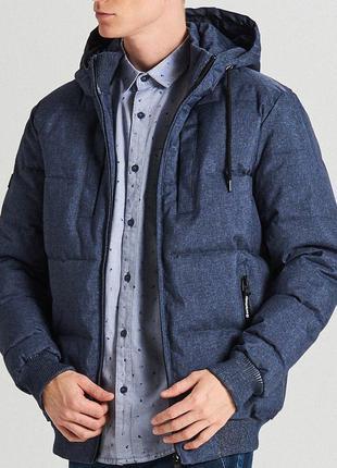 Зимняя стеганая куртка crоpp для подростка новая