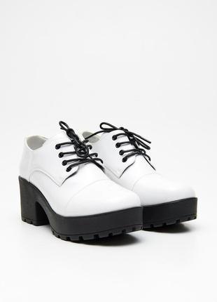 Ботильоны туфли ботинки на платформе и каблуке