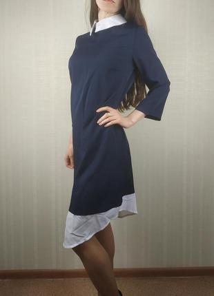 #розвантажуюсь платье с воротником
