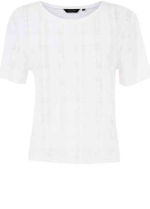 #розвантажуюсь базовая белая блуза топ m