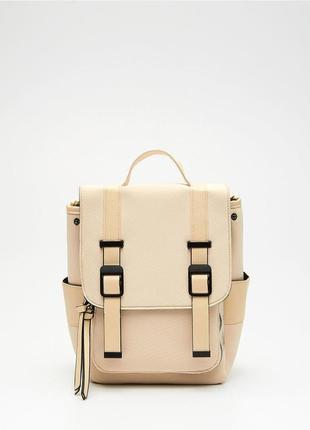 Нюдовый рюкзак