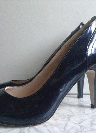 #розвантажуюсь лаковые туфли лодочки 37