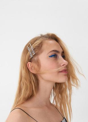 #розвантажуюсь заколка для волос babe 2 шт