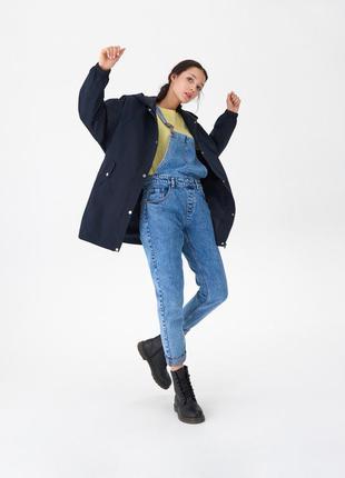 Легкая куртка парка ветровка оверсайз house xs s m