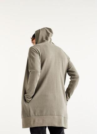 Sale мужской удлиненный худи pull&bear s
