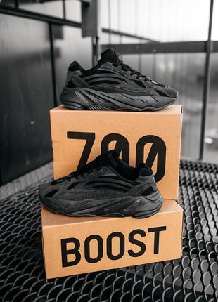 Женские кроссовки адидас черные