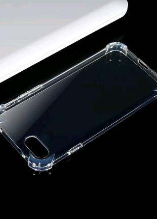 Чехол TPU противоударный iPhone XS MAX