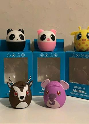 Мини колонки Mini Animals