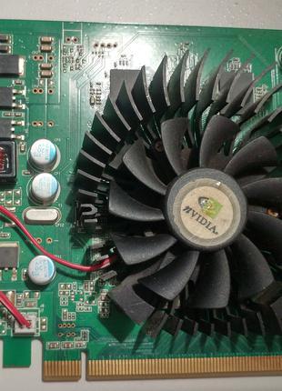 nVidia GeForce 8500GT на 256Мб