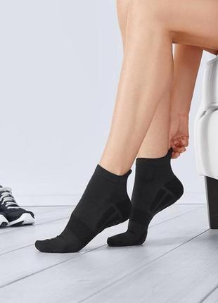 Носки для бега и занятий спортом tcm tchibo