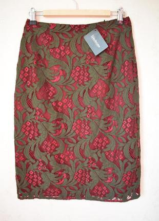 Новая красивая кружевная юбка