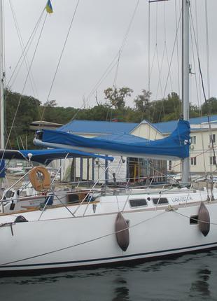 Аренда красивой парусной яхты в Одессе. Без посредников