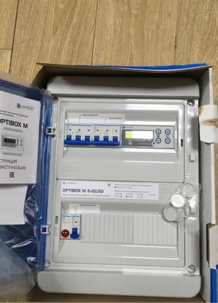 Модуль-шкаф автоматики вентиляции
