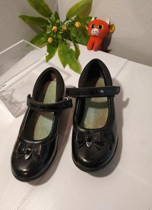 Оригинальные туфли летние с подарком детские на девочку