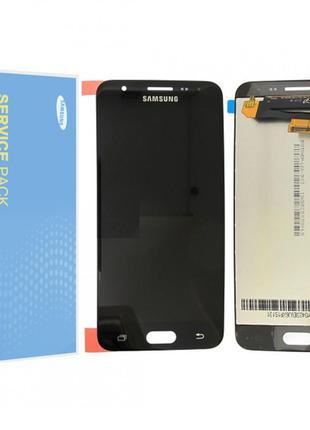 Дисплей (модуль) Samsung G570 black p/n: GH96-10325A