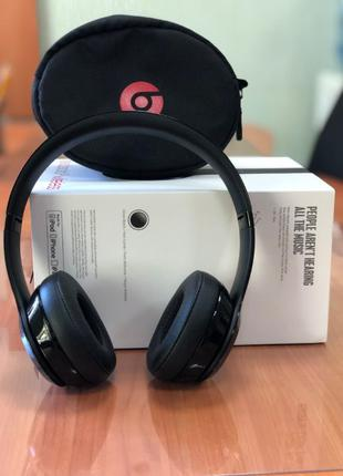Продам наушники Beats by Dr. Dre Solo 3 Wireless Gloss Black