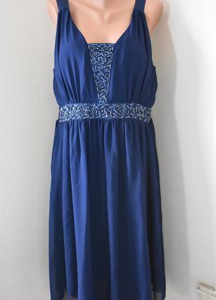 Нарядное красивое платье большого размера new look