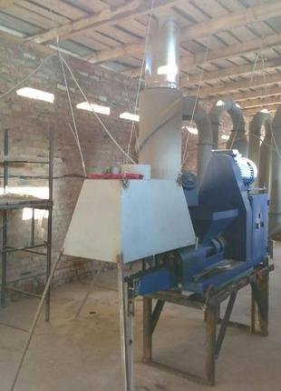 Оборудование для изготовления брикет пини кей (Pini & Kay)