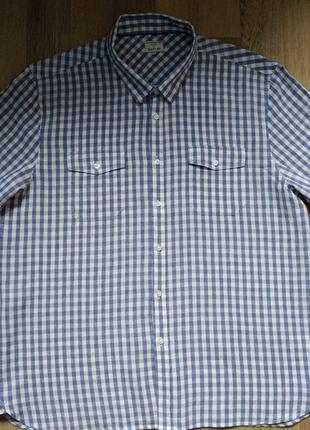 Рубашка Easy, размер XXL, короткий рукав